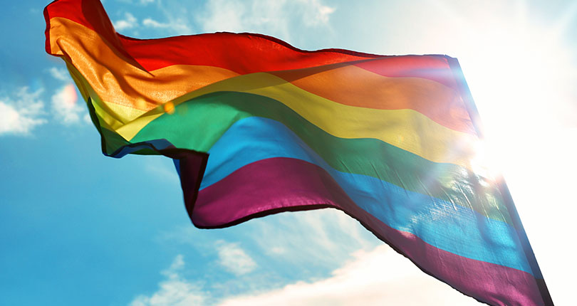 Gay Couple Threatened With Eviction After Flying Rainbow Flag